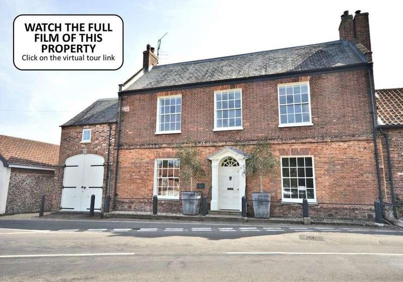 4 Bedrooms Semi Detached House for sale in Burnham Market