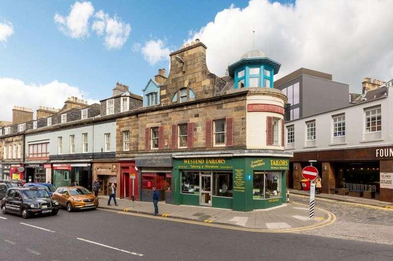 1 Bedroom Flat for sale in 37 Queensferry Street, Edinburgh
