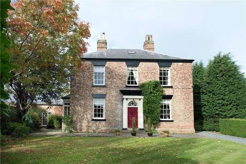 6 Bedrooms Detached House for sale in Langthorpe, Boroughbridge, York, North Yorkshire, YO51