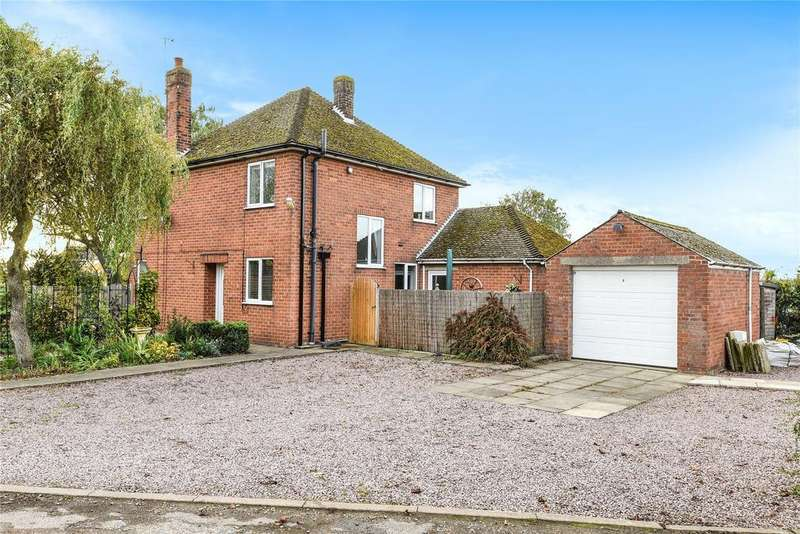 3 Bedrooms Detached House for sale in Mill Lane, Swineshead, PE20