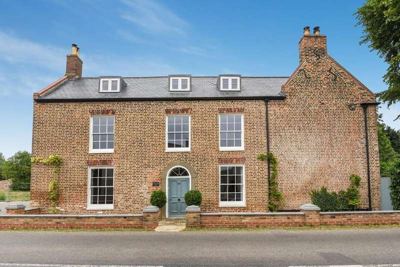 5 Bedrooms Detached House for sale in Long Sutton