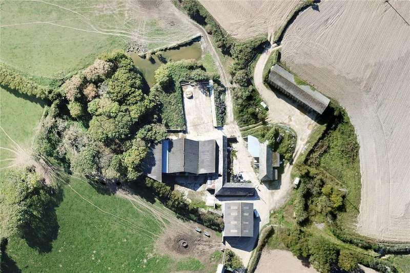 Plot Commercial for sale in St. Ervan, Nr. Padstow, Cornwall