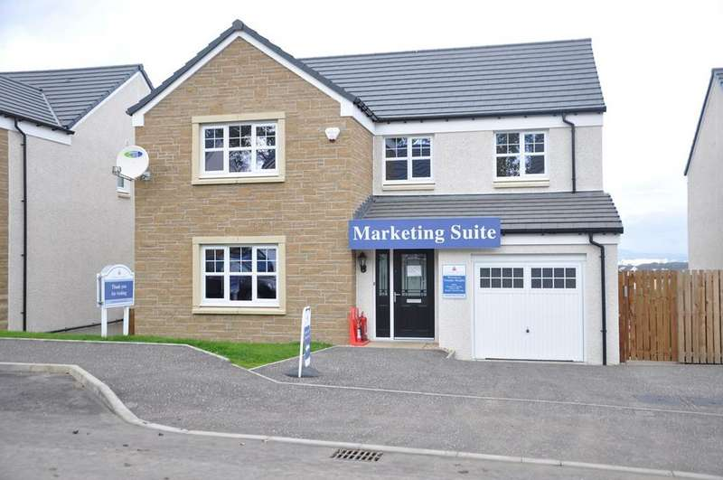 5 Bedrooms Detached House for sale in Old Cadrig Way, Newton Mearns, Glasgow, G77