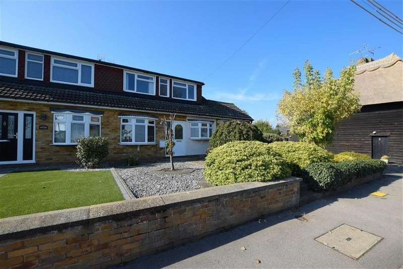 4 Bedrooms Semi Detached House for sale in High Road, Fobbing, Essex