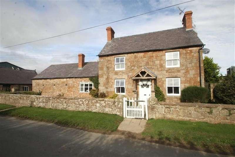 3 Bedrooms Detached House for sale in School Lane, West Felton, Oswestry