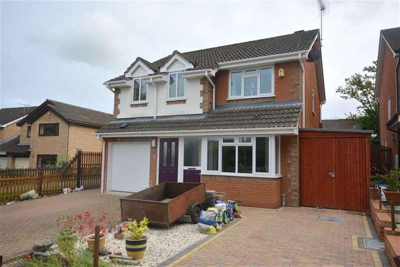 4 Bedrooms Detached House for sale in Curtis Hayward Drive Quedgeley