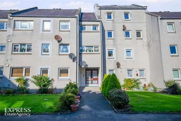 3 Bedrooms Maisonette Flat for sale in Lemon Place, Aberdeen
