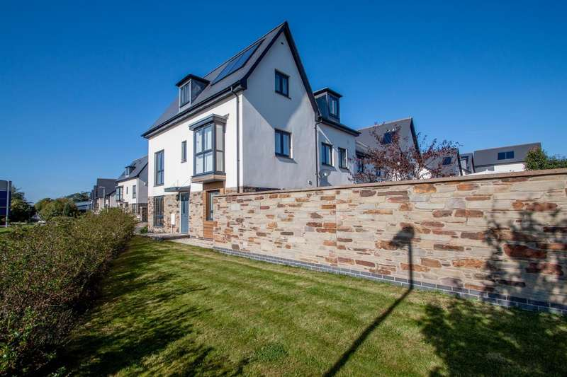 4 Bedrooms End Of Terrace House for sale in Derriford, Plymouth
