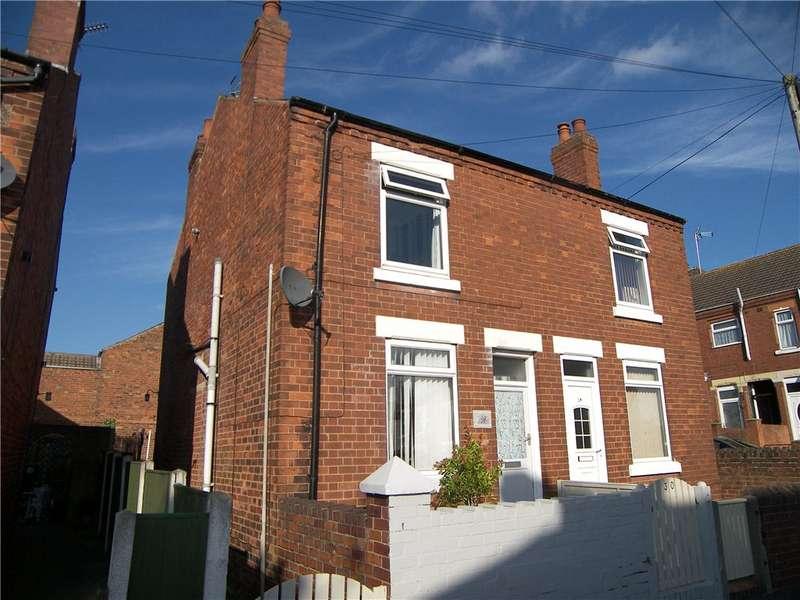 3 Bedrooms Semi Detached House for sale in Nuttall Street, Alfreton, Derbyshire, DE55