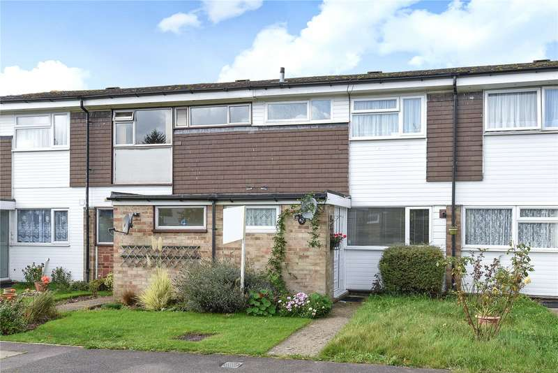 3 Bedrooms Terraced House for sale in Fulmead Road, Reading, Berkshire, RG30