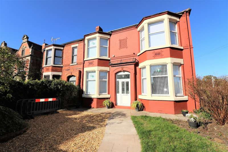 4 Bedrooms House for sale in Manor Road, Wallasey, CH44 1BU