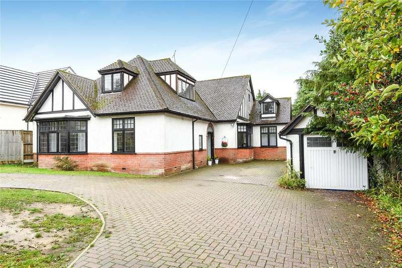 4 Bedrooms Detached House for sale in Merdon Avenue, Chandler's Ford, Hampshire, SO53