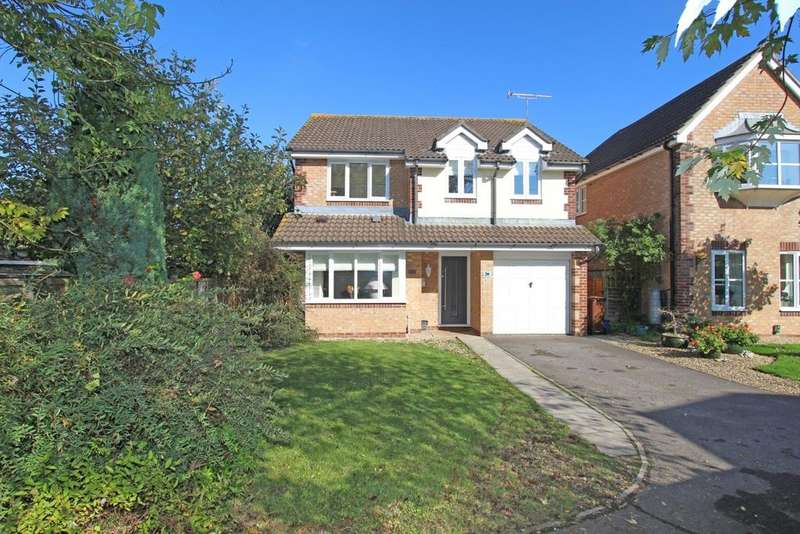 4 Bedrooms Detached House for sale in Victoria Close, Willand Old Village, EX15