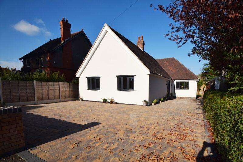 3 Bedrooms Detached Bungalow for sale in Station Road, Great Wyrley, Walsall