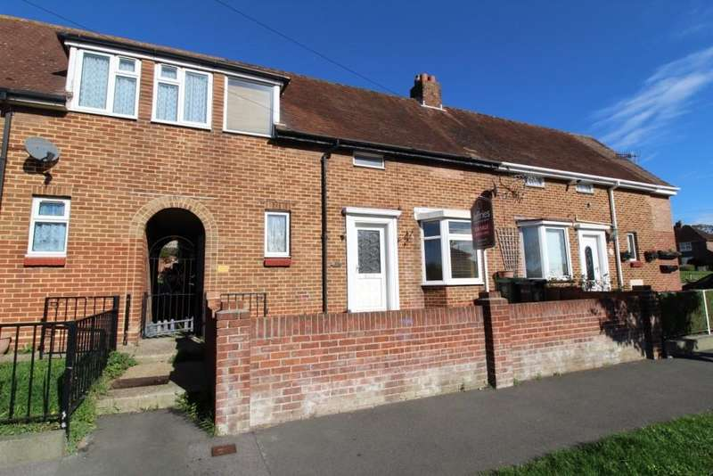 2 Bedrooms Terraced House for sale in Peterborough Road, Wymering