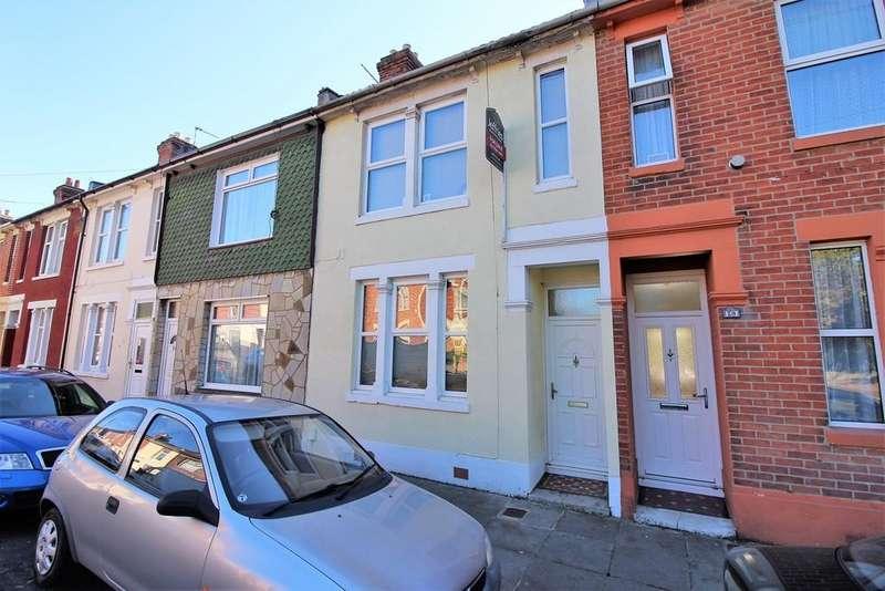 3 Bedrooms Terraced House for sale in Walker Road, Stamshaw