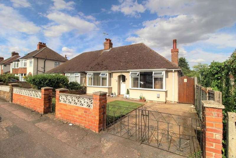 2 Bedrooms Bungalow for sale in Eaton Road, Kempston, MK42