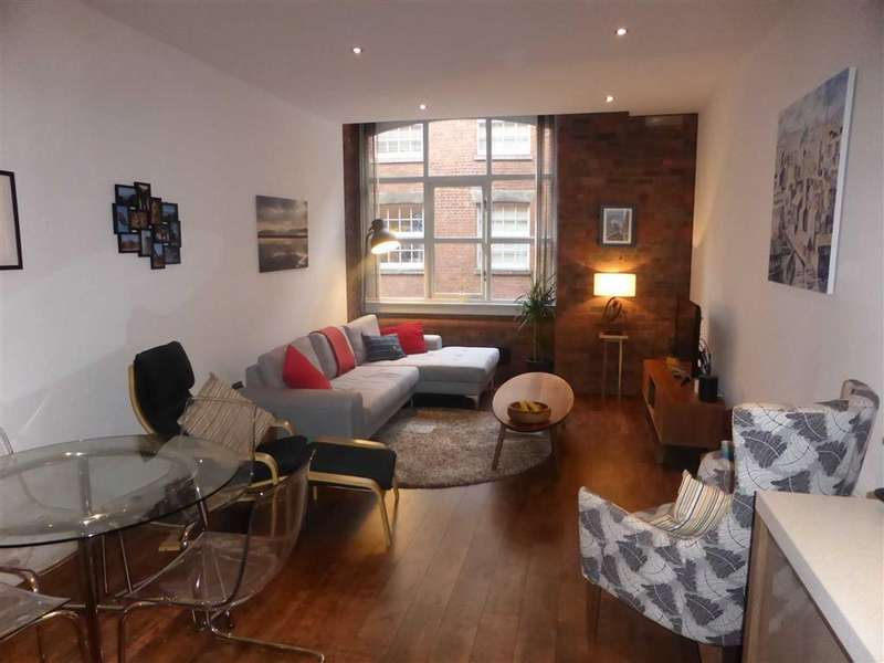 2 Bedrooms Flat for sale in Royal Mills, 2 Cotton Street, Manchester