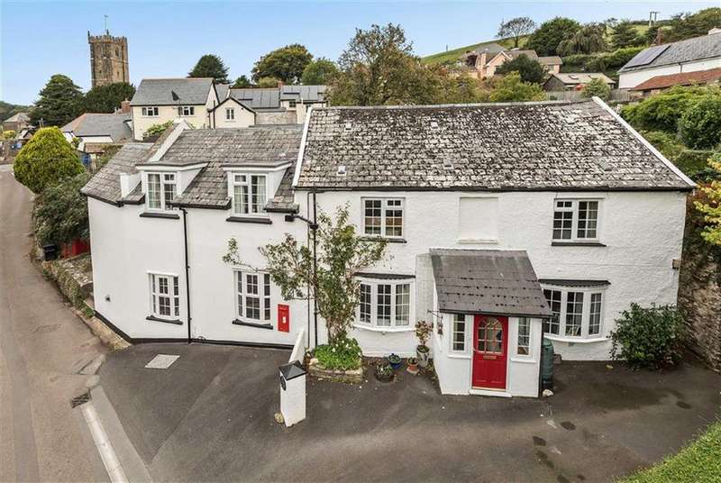 4 Bedrooms Detached House for sale in Silver Street, Berrynarbor, Devon, EX34