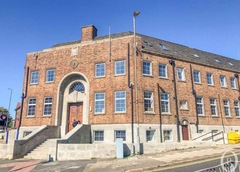 Studio Flat for sale in The Old Police Station, Upper Bond Street, Hinckley