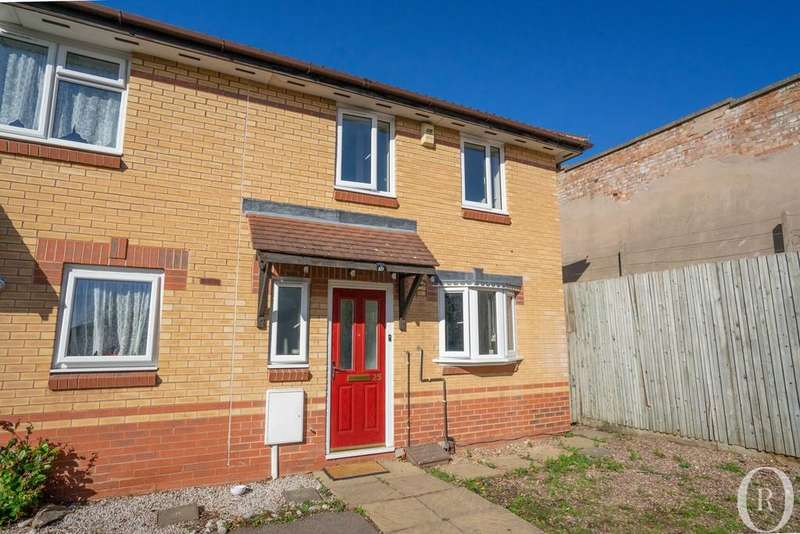 3 Bedrooms End Of Terrace House for sale in Cottage Farm Close, Braunstone Town, Leicester