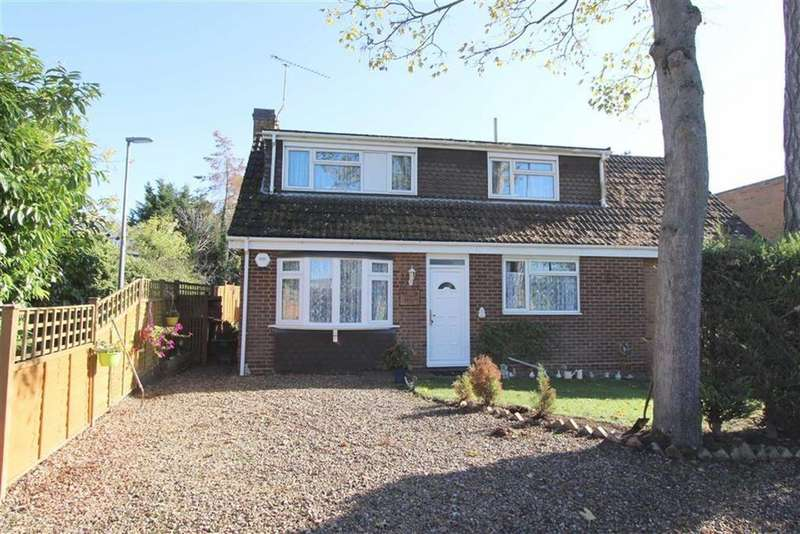 2 Bedrooms Bungalow for sale in Chiltern Gardens, Leighton Buzzard