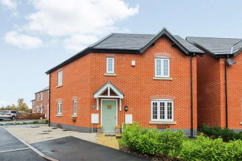 3 Bedrooms Detached House for sale in Southfield Avenue, Sileby
