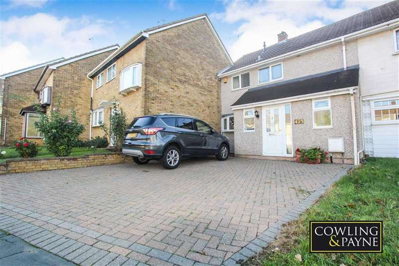 3 Bedrooms Terraced House for sale in Long Riding, Basildon, Essex