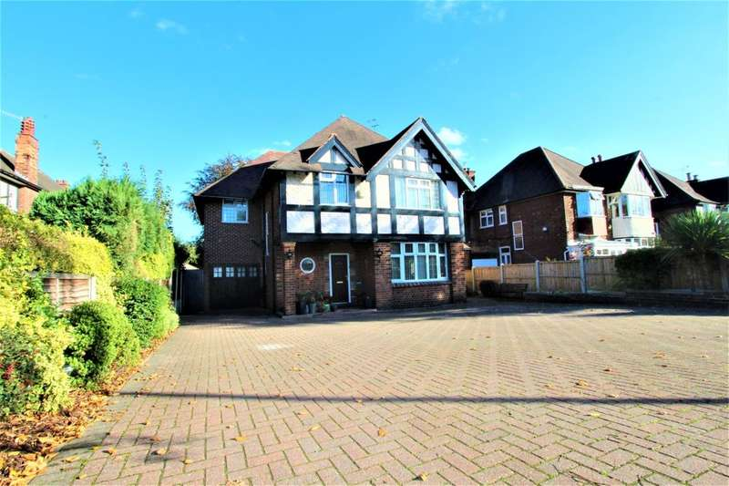 6 Bedrooms Detached House for sale in Middleton Boulevard, Wollaton, Nottingham, NG8