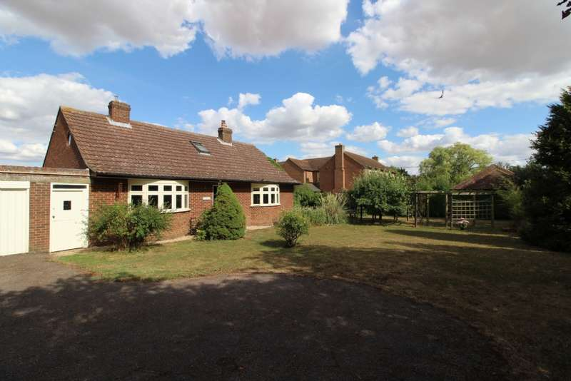 4 Bedrooms Detached House for sale in Turvey Road, Astwood, Newport Pagnell, Buckinghamshire, Bedfordshire