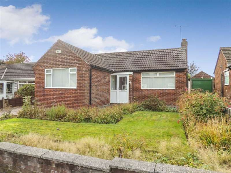 2 Bedrooms Bungalow for sale in St Davids Avenue, Romiley, Stockport