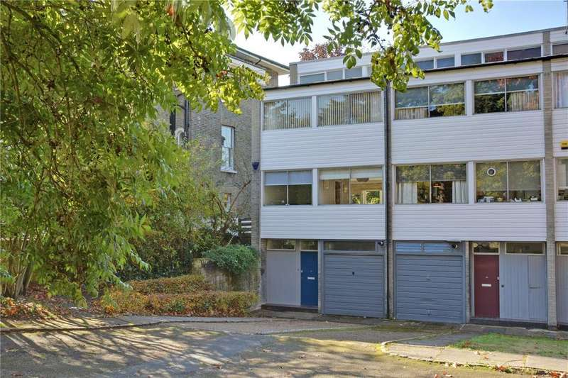 3 Bedrooms End Of Terrace House for sale in Morden Road, Blackheath, London, SE3