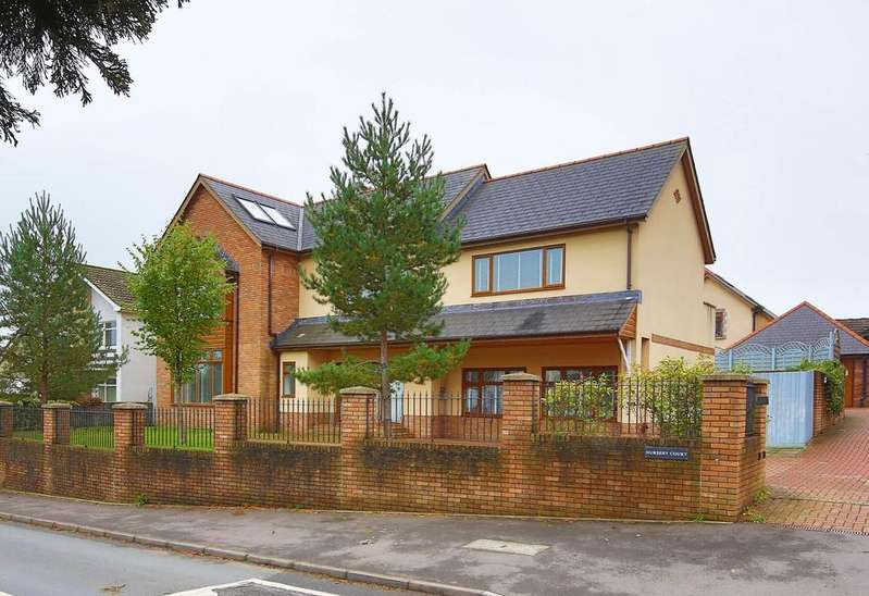 7 Bedrooms Detached House for sale in Llwyn Y Pia, Lisvane, Cardiff