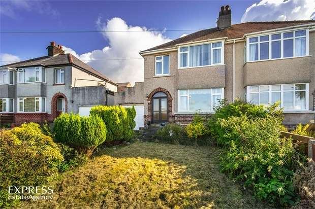 3 Bedrooms Semi Detached House for sale in Loop Road South, Whitehaven, Cumbria