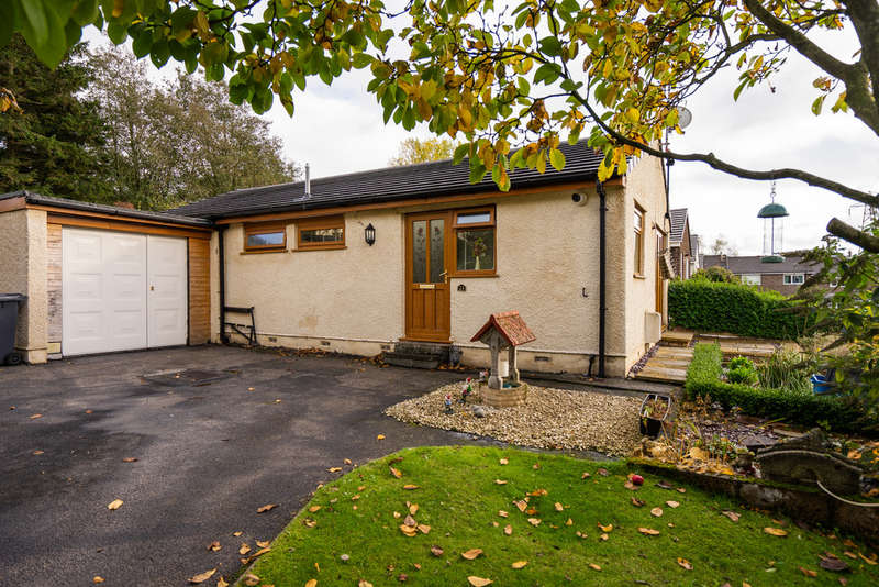 2 Bedrooms Detached Bungalow for sale in 23 Calder Drive, Kendal, Cumbria, LA9 6LS