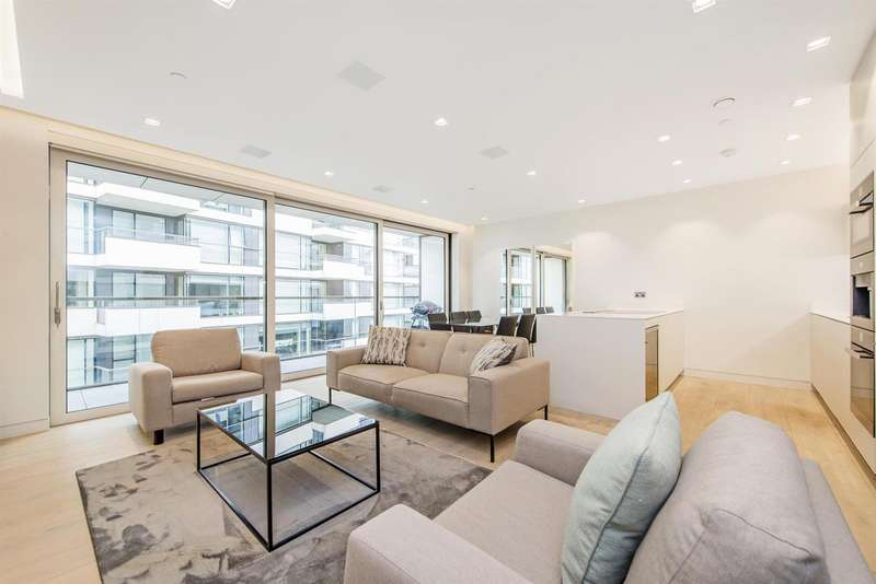 2 Bedrooms Flat for sale in Tudor House, One Tower Bridge, Tower Bridge, London SE1