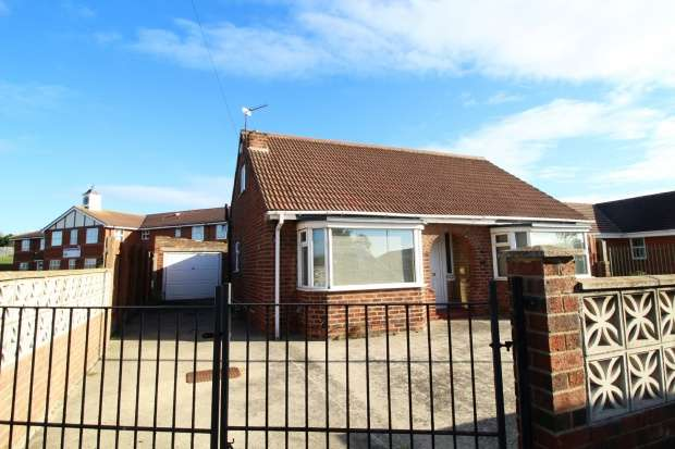 3 Bedrooms Bungalow for sale in West View Road, Hartlepool, Cleveland, TS24 0BW