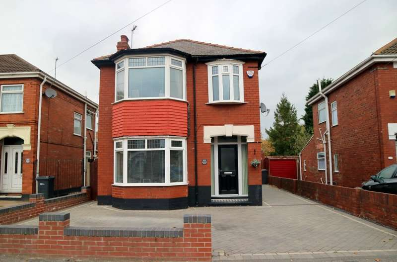 3 Bedrooms Detached House for sale in Maybury Road, Hull, HU9