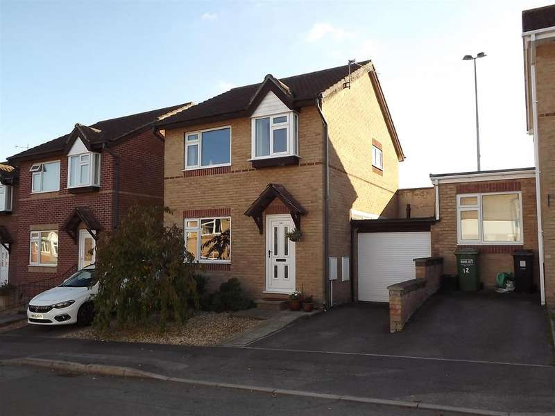3 Bedrooms Detached House for sale in Jeffery Court, Bristol, BS30 8GF