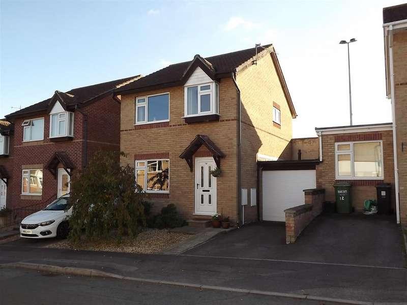 3 Bedrooms Detached House for sale in Jeffery Court, Bristol, BS30 8GF