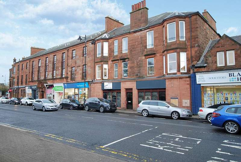 2 Bedrooms Flat for sale in 1b Saunterne Road, PRESTWICK, KA9 2JG