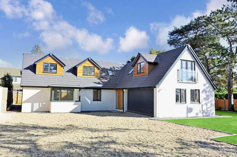 5 Bedrooms Detached House for sale in Locks Heath, Southampton