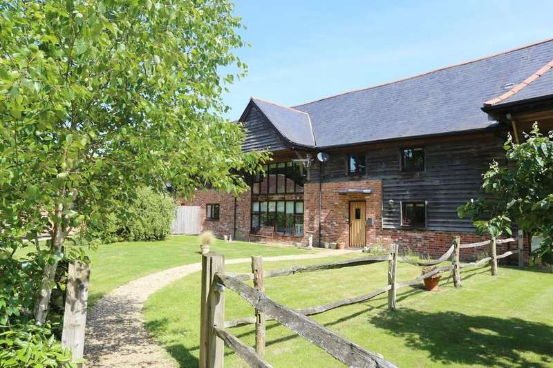 4 Bedrooms Barn Conversion Character Property for sale in Fair Oak, Hampshire