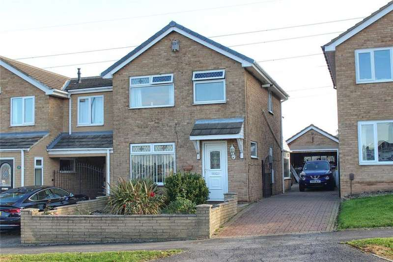 3 Bedrooms Detached House for sale in Meadowgate, Eston