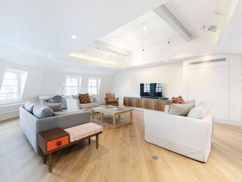 3 Bedrooms Apartment Flat for sale in Upper St Martins Lane, Covent Garden, WC2H