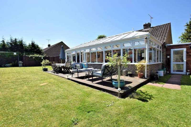 4 Bedrooms Detached Bungalow for sale in Mundford