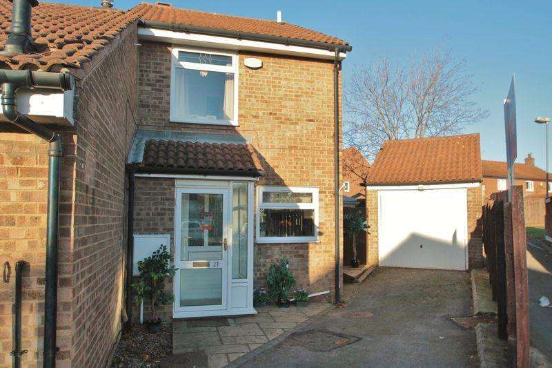 2 Bedrooms Semi Detached House for sale in Elmwood, Coulby Newham