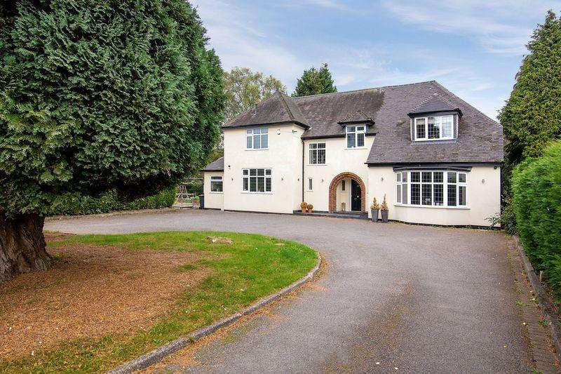 4 Bedrooms House for sale in Weeford Road, Sutton Coldfield
