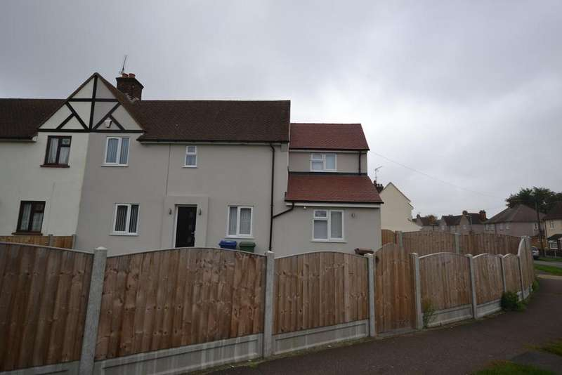 5 Bedrooms Semi Detached House for sale in Corringham Road, Stanford-le-Hope, SS17