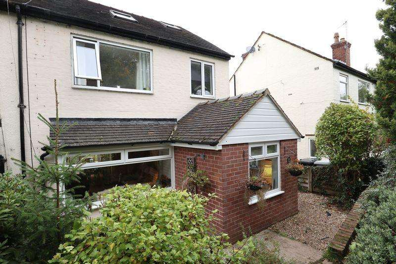 4 Bedrooms Semi Detached House for sale in 24 Richmond Hill, Macclesfield